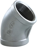 Picture of ANIX ANIX Stainless Steel CL150 NPT 45° Elbow