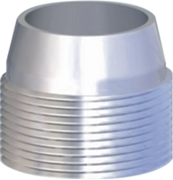 Picture of ANIX Stainless Steel CL150 NTP Tube Nipple