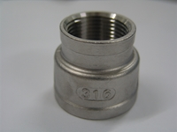 Picture of ANIX Stainless Steel CL150 NPT Reducing Socket Banded
