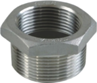 Picture of ANIX Stainless Steel CL150 NPT Hex Reducing Bush