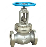 Picture of CF8M Flanged Globe Valve ANSI 300