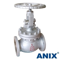 Picture of ANIX Carbon Steel  Globe Valve - RF, Trim 8, Class 150 / 300 / 600