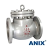 Picture of ANIX Carbon Steel Swing Check Valve - RF, Trim 8, Class 150 /  300 / 600
