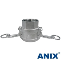 Picture of ANIX Stainless Steel 316 Camlock Coupling Type D