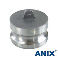 Picture of ANIX Stainless Steel 316 Camlock  Dust Plug Type DP