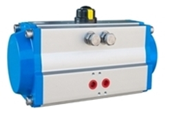 Picture of ANIX Pneumatic Actuator - Double Acting / Spring Return