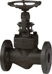 Picture of ANIX Forged Steel Globe Valve Flanged  Class 600 / 300 / 150