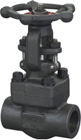 Picture of Forged Steel Gate Valve Threaded Class 800