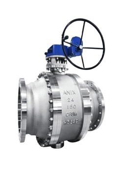 Picture for category Trunnion Ball Valve